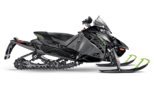 Arctic Cat ZR Thundercat side view